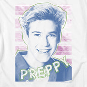 Saved By The Bell Preppy T-shirt