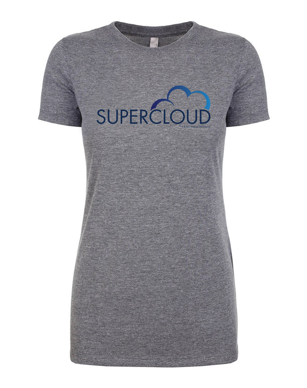 Superstore Supercloud Logo Women's Vintage Tri-Blend Short Sleeve T-Shirt