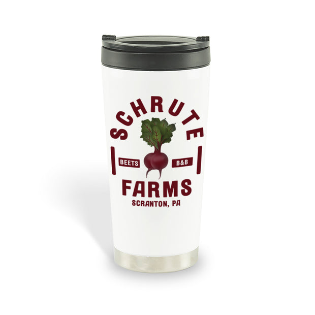 The Office Schrute Farms Travel Mug
