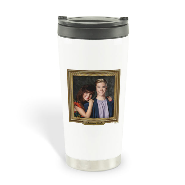Saved By The Bell Relationship Goal Travel Mug