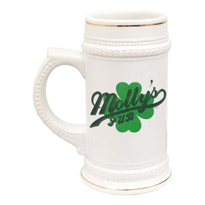 Chicago Fire Molly's Pub St. Patrick's Day Stein