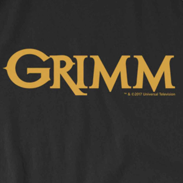 Grimm 3/4 Sleeve Raglan Softball T-Shirt