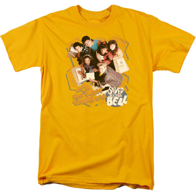 Saved By The Bell It's All Right T-Shirt