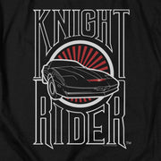 Knight Rider Logo Men's Short Sleeve T-Shirt