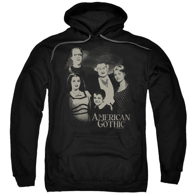 The Munsters American Gothic Hooded Sweatshirt