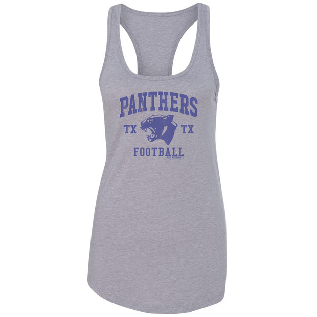 Friday Night Lights Panthers Racerback Tank