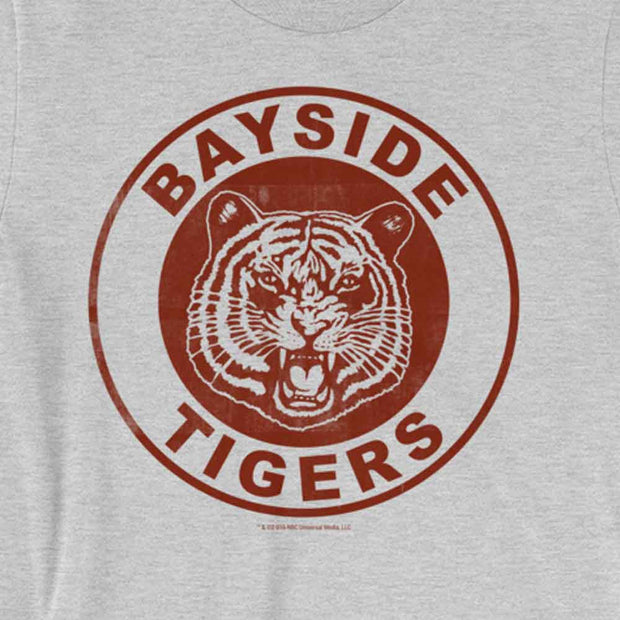 Saved By The Bell Bayside Tigers Men's Short Sleeve T-Shirt