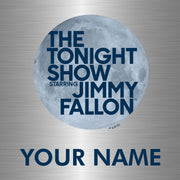 Personalized The Tonight Show Starring Jimmy Fallon Water Bottle