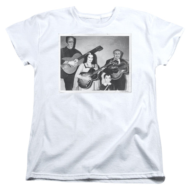 The Munsters Play It Again Women's Short Sleeve