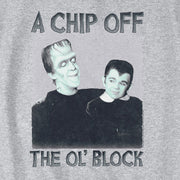 The Munsters A Chip Off Ol' Block Crew Neck Sweatshirt
