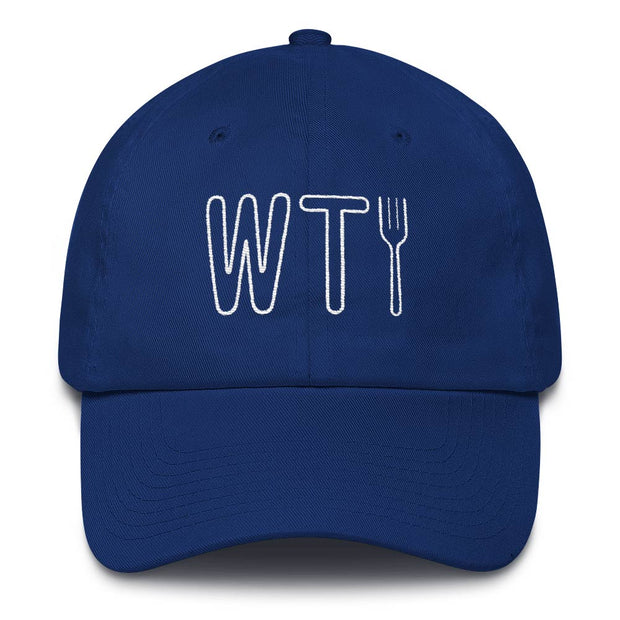 The Good Place WTFork Embroidered Hat