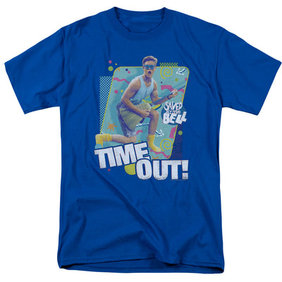Saved By The Bell Time Out T-Shirt