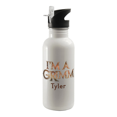 Personalized Grimm I'm a Grimm Water Bottle