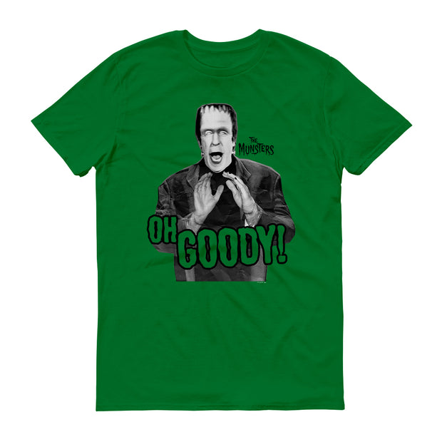 The Munsters Oh Goody Men's Short Sleeve T-Shirt