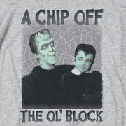 The Munsters A Chip Off the Ol' Block Men's Short Sleeve T-Shirt