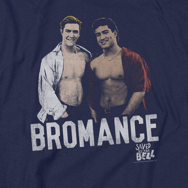 Saved By The Bell Bromance T-Shirt