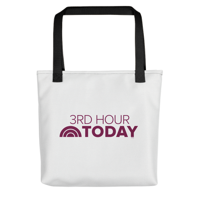 NBC News 3rd Hour of TODAY Premium Tote Bag