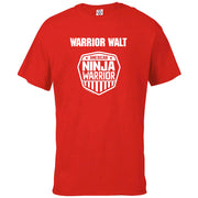 Personalized American Ninja Warrior Men's Short Sleeve T-Shirt