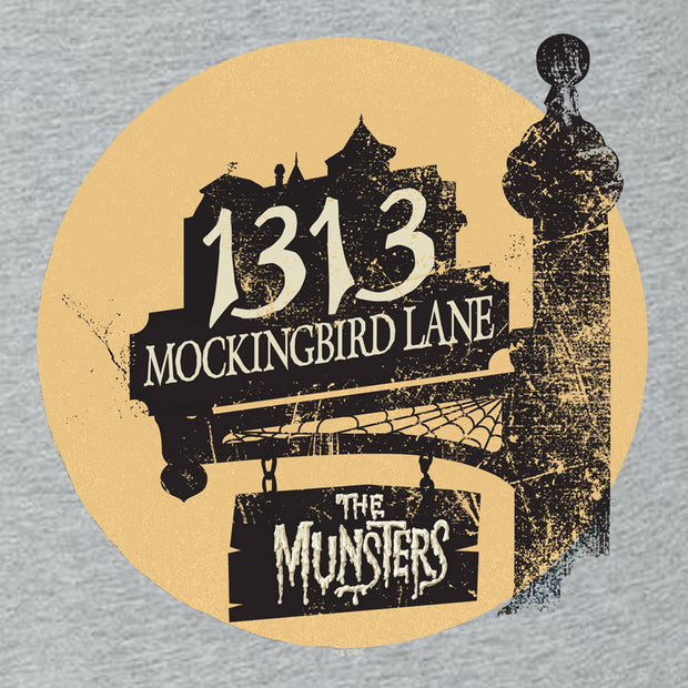 The Munsters Moonlit Address Tank Top