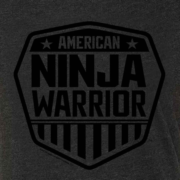 American Ninja Warrior Women's Vintage Tri-Blend Short Sleeve T-Shirt