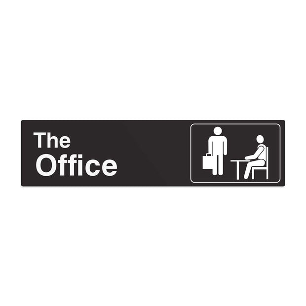 The Office Metal Sign - 20x 5