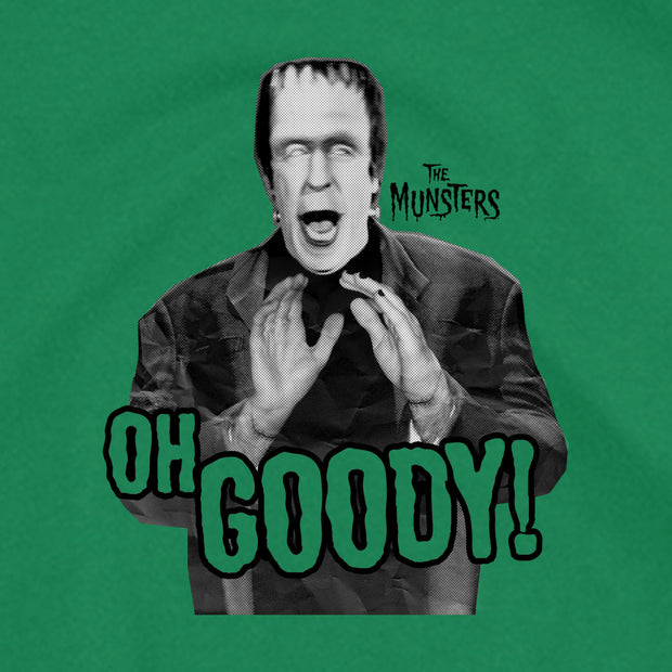 The Munsters Oh Goody Women's Short Sleeve T-Shirt