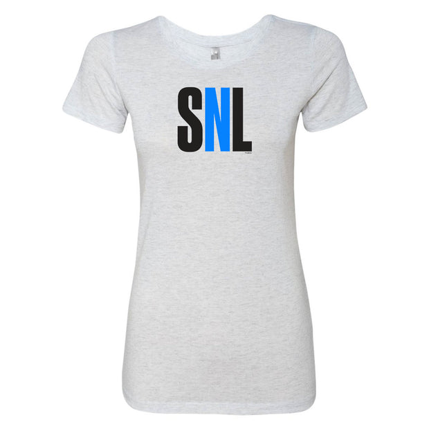 SNL Women's Short Sleeve Tri-Blend T-Shirt