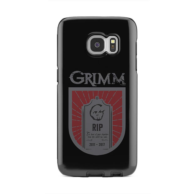 Grimm Hour of Departure Samsung Galaxy Tough Phone Case
