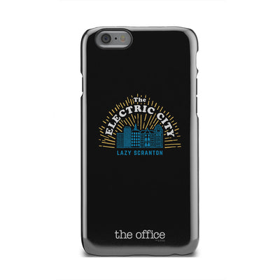 The Office Electric City iPhone Tough Phone Case
