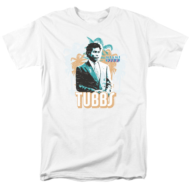 Miami Vice Tubbs Short Sleeve T-Shirt