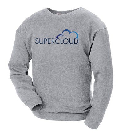 Superstore Supercloud Logo Crew Sweatshirt