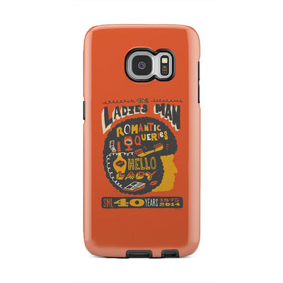Saturday Night Live Ladies Man Samsung Galaxy Tough Phone Case