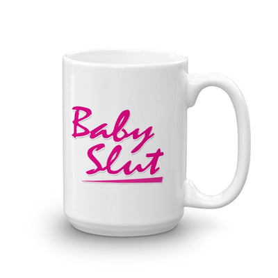 Unbreakable Kimmy Schmidt Baby Slut White Mug