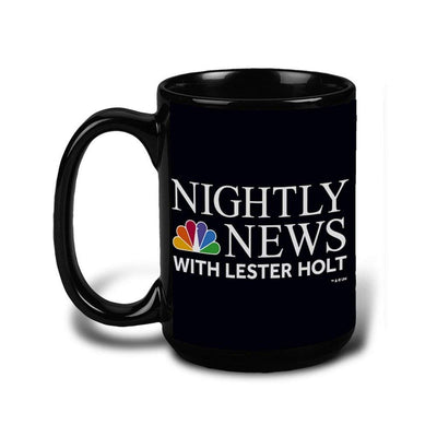 Official NBC Nightly News with Lester Holt Mug