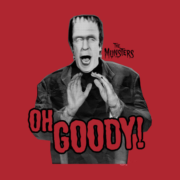 The Munsters Oh Goody Long Sleeve T-Shirt
