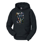 Grimm Know Your Wesen Hooded Sweatshirt