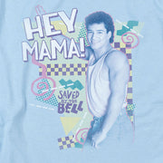 Saved By The Bell Hey Mama T-Shirt