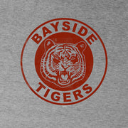 Saved By The Bell Bayside Tigers Men's Tri-Blend Short Sleeve T-Shirt