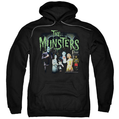 The Munsters 1313 50 Years Hooded Sweatshirt