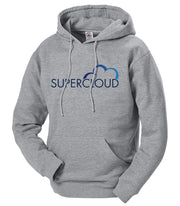 Superstore Supercloud Logo Hooded Sweatshirt