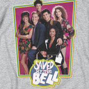 Saved By The Bell Cast Photo T-Shirt