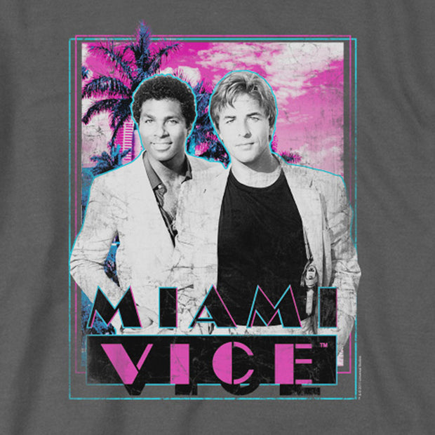 Miami Vice Gotchya Crew Neck Sweatshirt