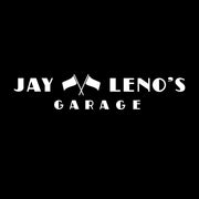Jay Leno's Garage Original Horizontal Logo Men's T-Shirt