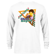 Saved By The Bell Chick Magnet Long Sleeve T-Shirt