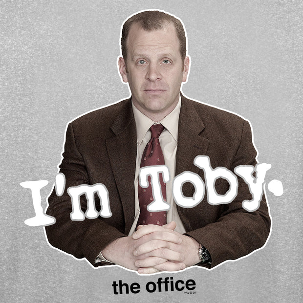 The Office I'm Toby Long Sleeve T-Shirt