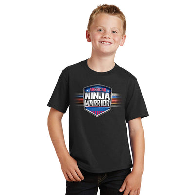 American Ninja Warrior Kids Official 2019 Tour Shirt