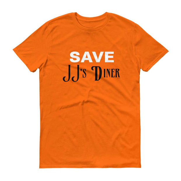 Parks and Recreation Save JJ's Diner Men's Short Sleeve T-Shirt