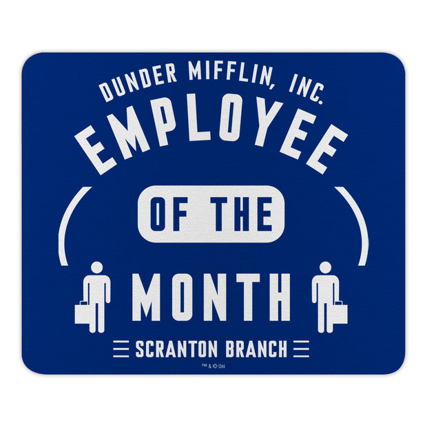 The Office Employee of the Month Mouse Pad