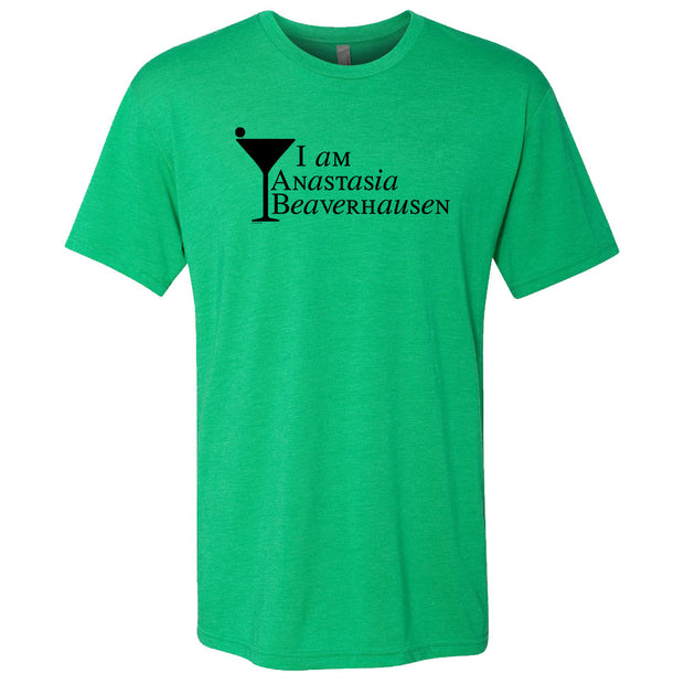 Will & Grace I am Anastasia Beaverhausen St. Paddy's Day Men's T-Shirt