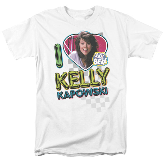 Saved By The Bell I Love Kelly T-shirt